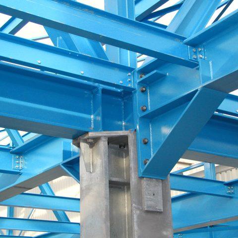 Extension d'un bâtiment de production sur 3 niveaux – LILLY France