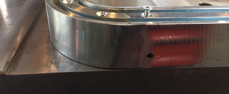 Projet ITER – Etude de portes biologique (anti-radiation) pivotantes